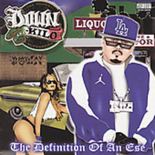 Product picture The Definition of an Ese [PA] - Down (rap) (MP3- 2007)